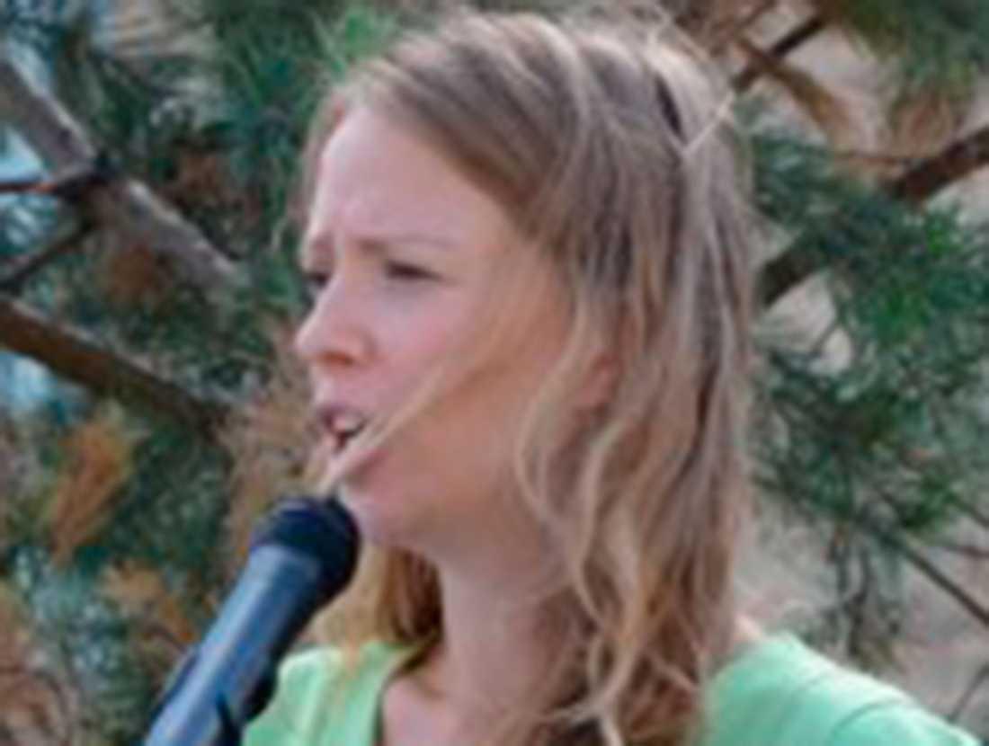 Miljöpartiets Åsa Lindhagen.