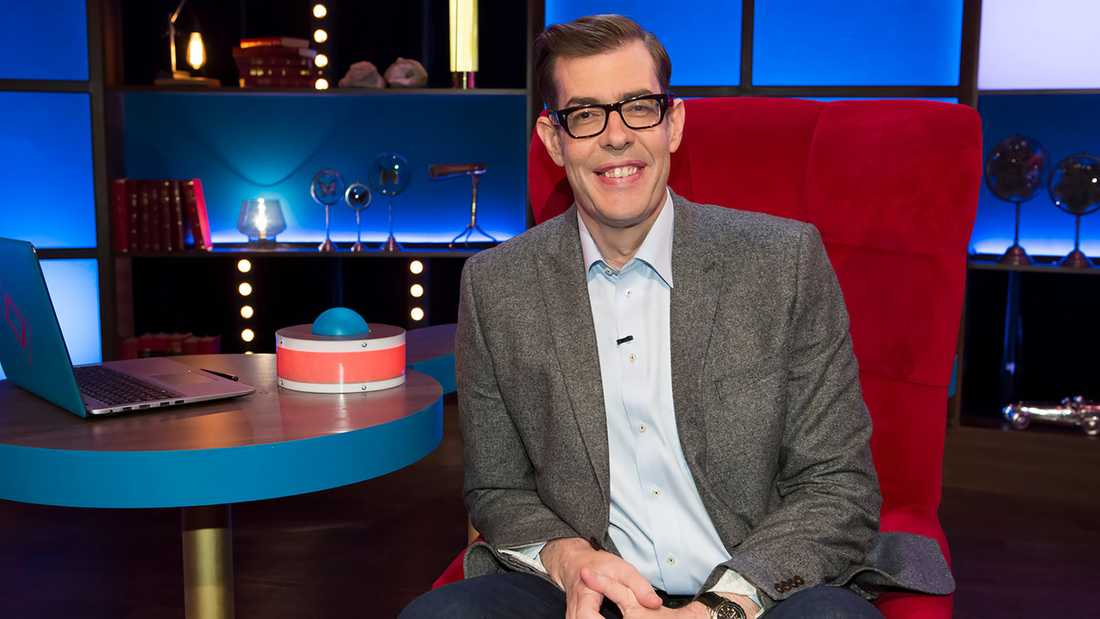 """Richard Osman's house of games."""