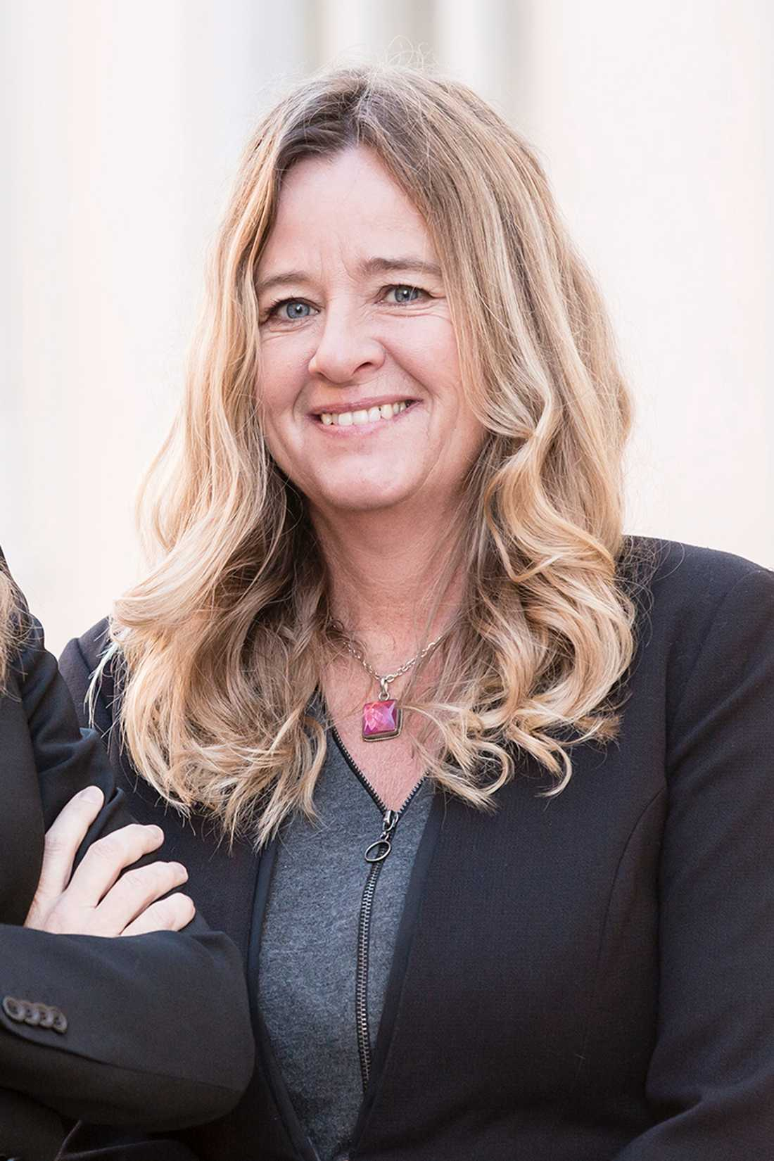 Claudia Wörmann, boendeekonom på SBAB
