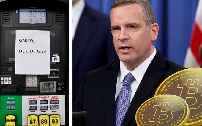 FBI:s biträdande direktör Paul Abbat höll under gårdagen presskonferens om Darkside-attacken mot Colonial oljeledningen
