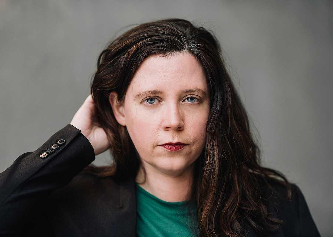 Elise Karlsson (född 1981) är författare och litteraturkritiker.