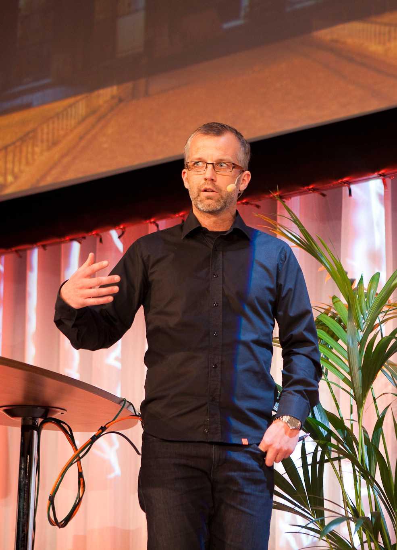 Fredrik Lennström.