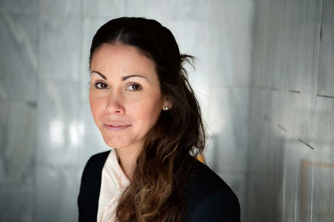 Valentina Lizana Wallner blir expert på JVM