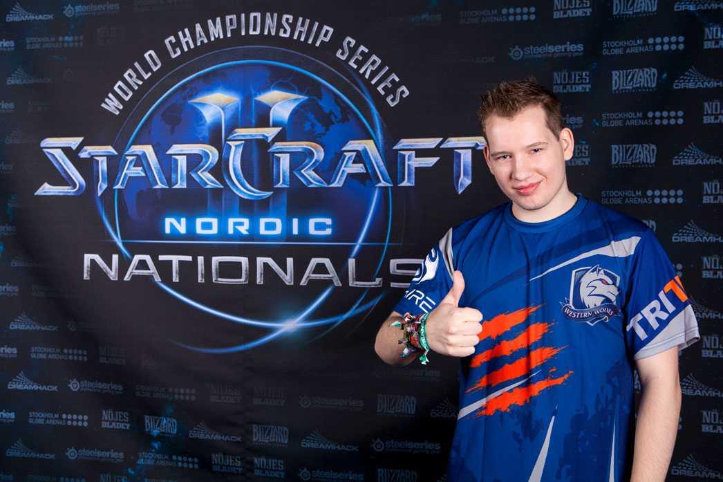 """Daniel """"Starnan"""" Ohlssons genombrott i Bukarest gav honom en biljett till den stora finalen på Dreamhack Winter."""