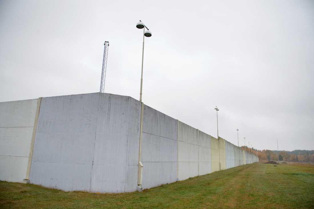 Genrebild på svenskt fängelse.