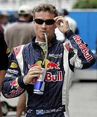 F1-strejk? David Coulthard tror att en förarstrejk kan lamslå andra halvan av Formel 1-säsongen.