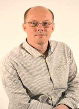 Mats Strand, biträdande bildchef på Aftonbladet