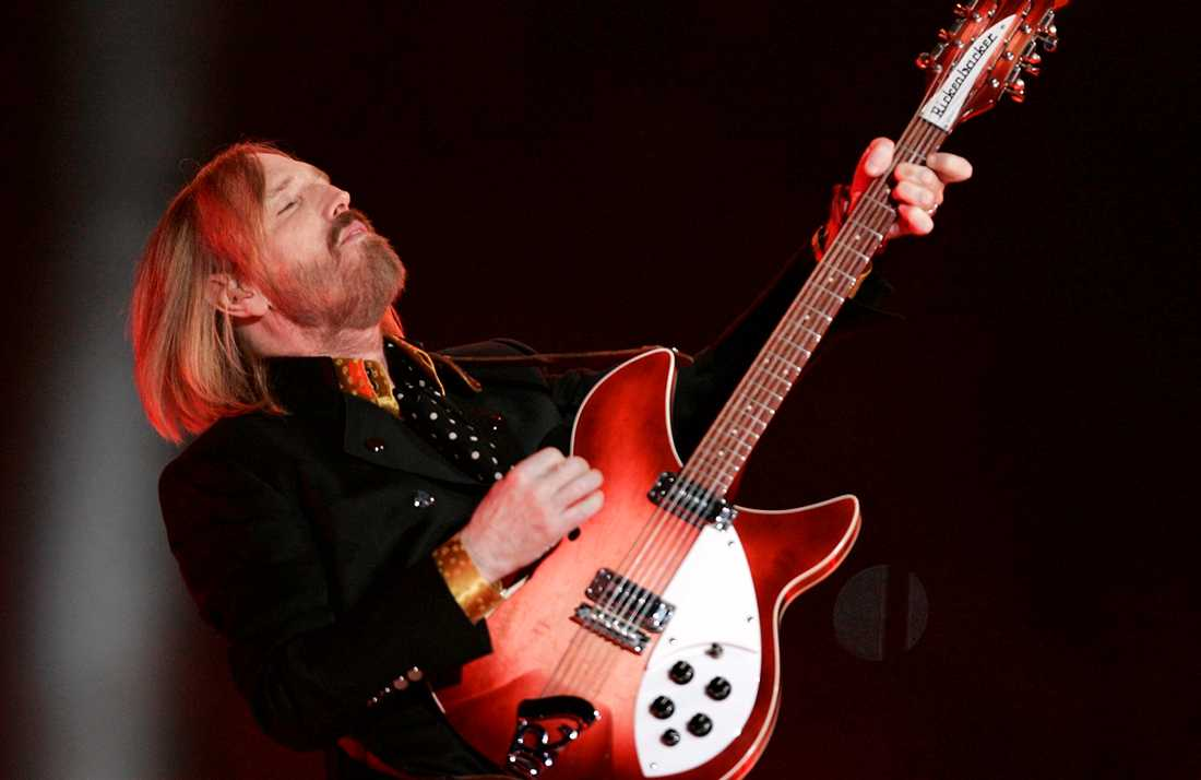 Tom Petty avled i oktober.