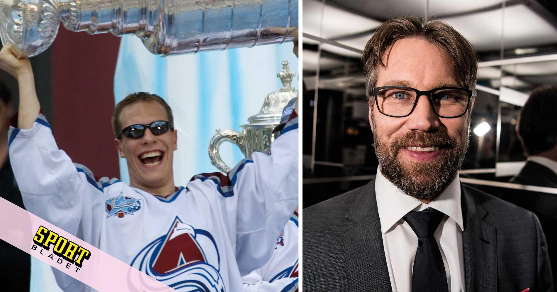 """Nye Modo-tränaren: """"Ishockey är mitt liv"""""""
