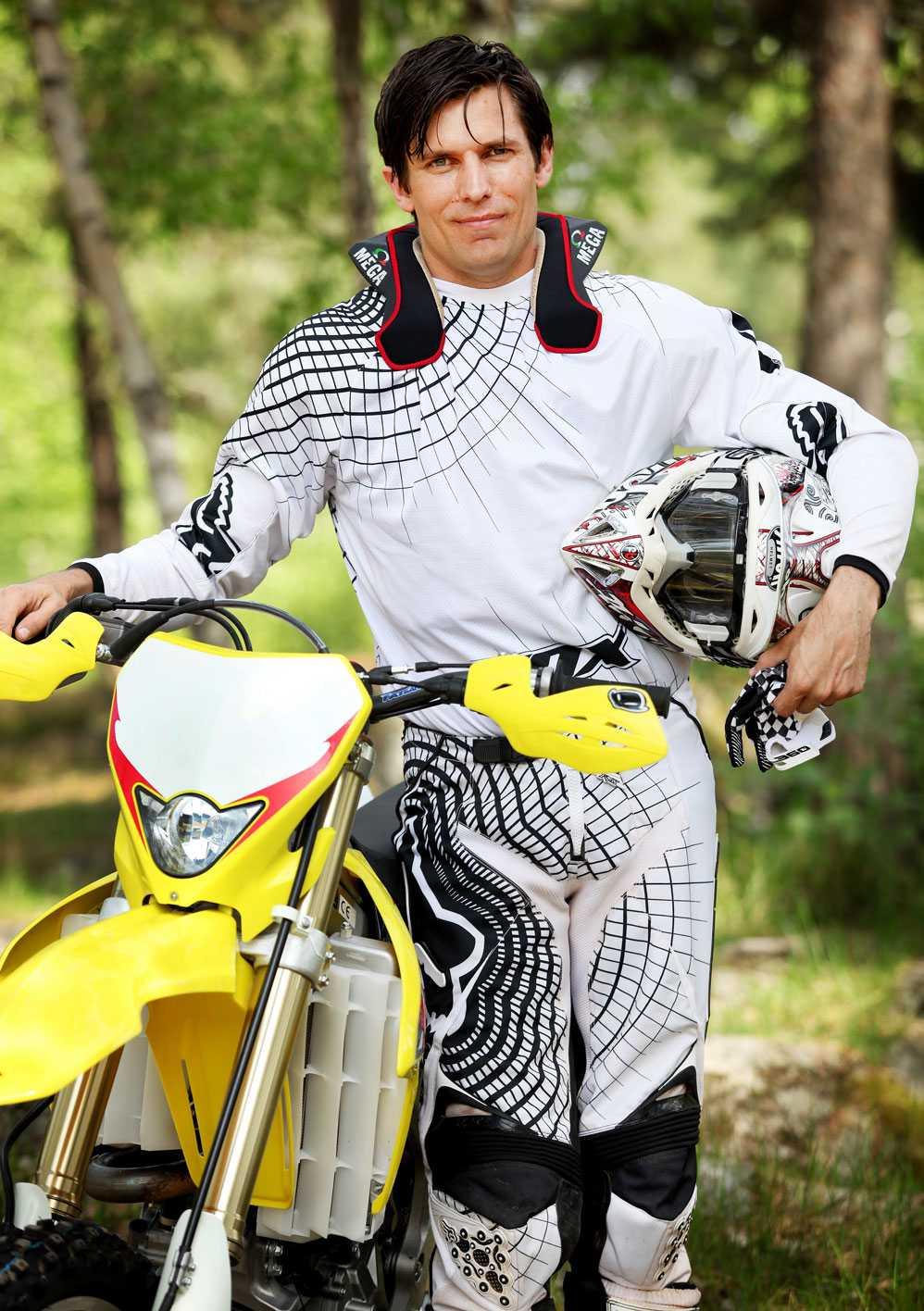 Johan Ahlberg från Fasbikes.se.