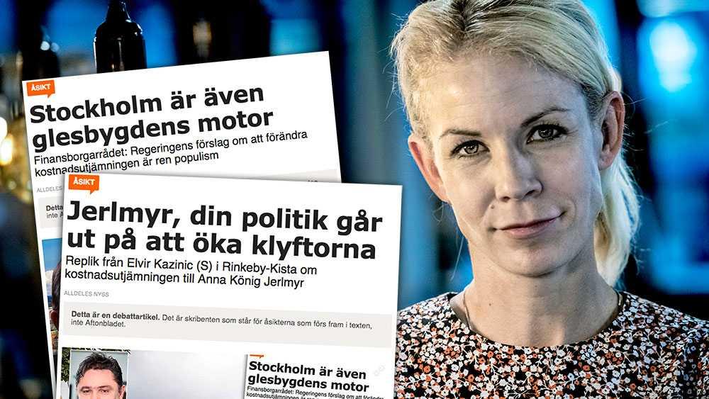 Sverige behöver tillväxt, att regeringen då föreslår ett system som riskerar att begränsa tillväxten kommer att bli ett hårt slag mot Sverige, skriver Anna König Jerlmyr.