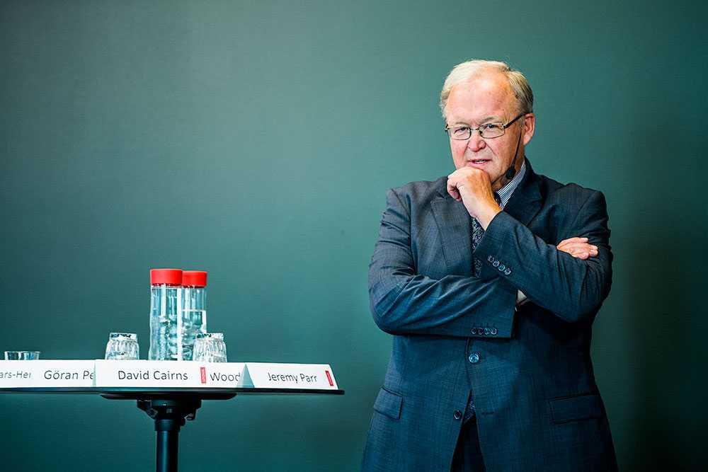 """""""Hur Kinberg Batra håller ihop falangerna i frågan om SD kommer att avgöra väldigt mycket"""", säger Göran Persson."""