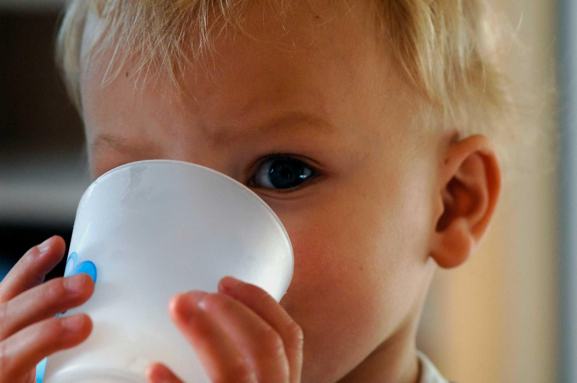 Ge helst inte dina barn ekologisk vegodryck.
