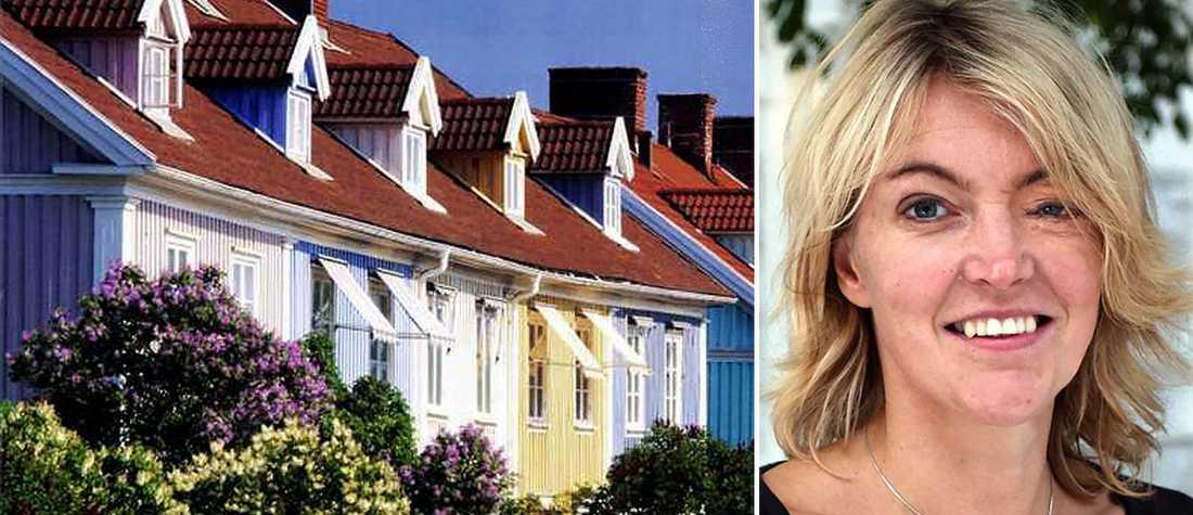 Nationalekonom Åsa Hansson är positiv till återinförande av Fastighetsskatten: Man får trappa upp successivt så folk får tid att anpassa sig