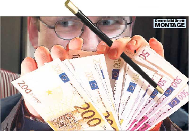 Trollkonstnär Anders Borg presenterade nyligen ett grandiost förslag i Financial Times om hur hjälp till krisande länder ska finansieras genom straffavgifter från dem som inte sköter sig.