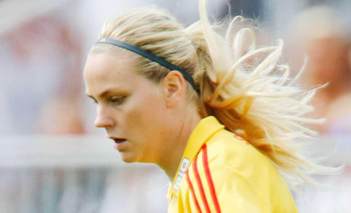 Lisa Dahlkvist.