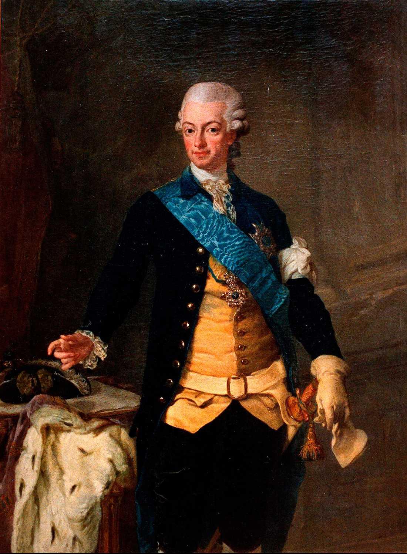 Gustav III (1746–1792).