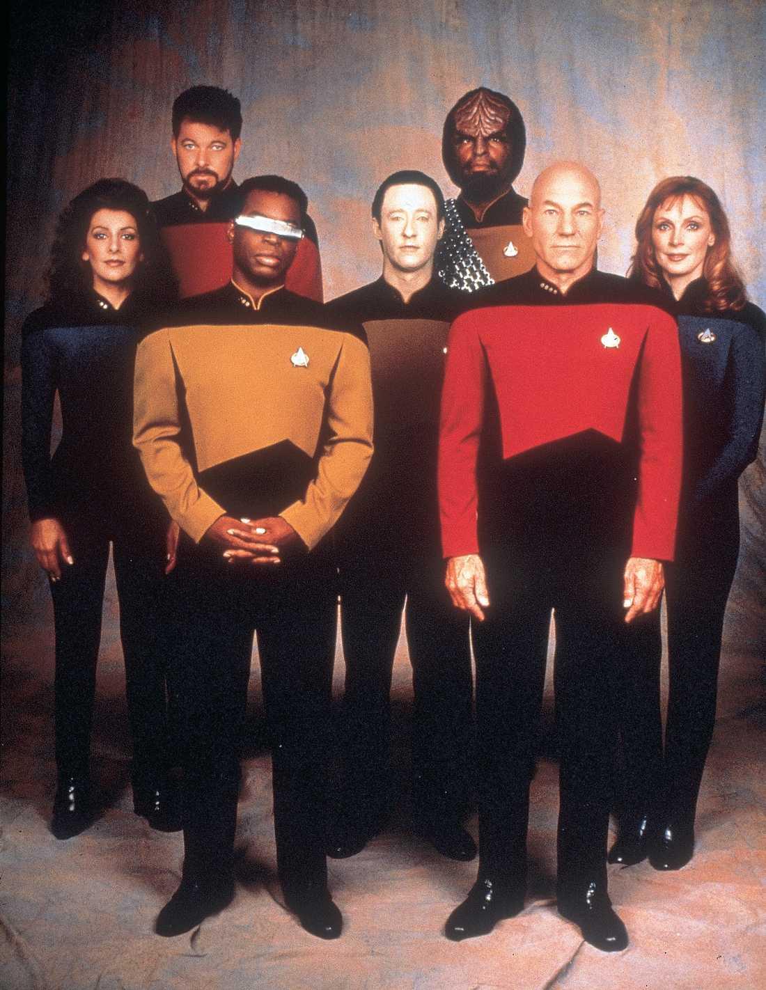 """Star Trek: The next generation"""