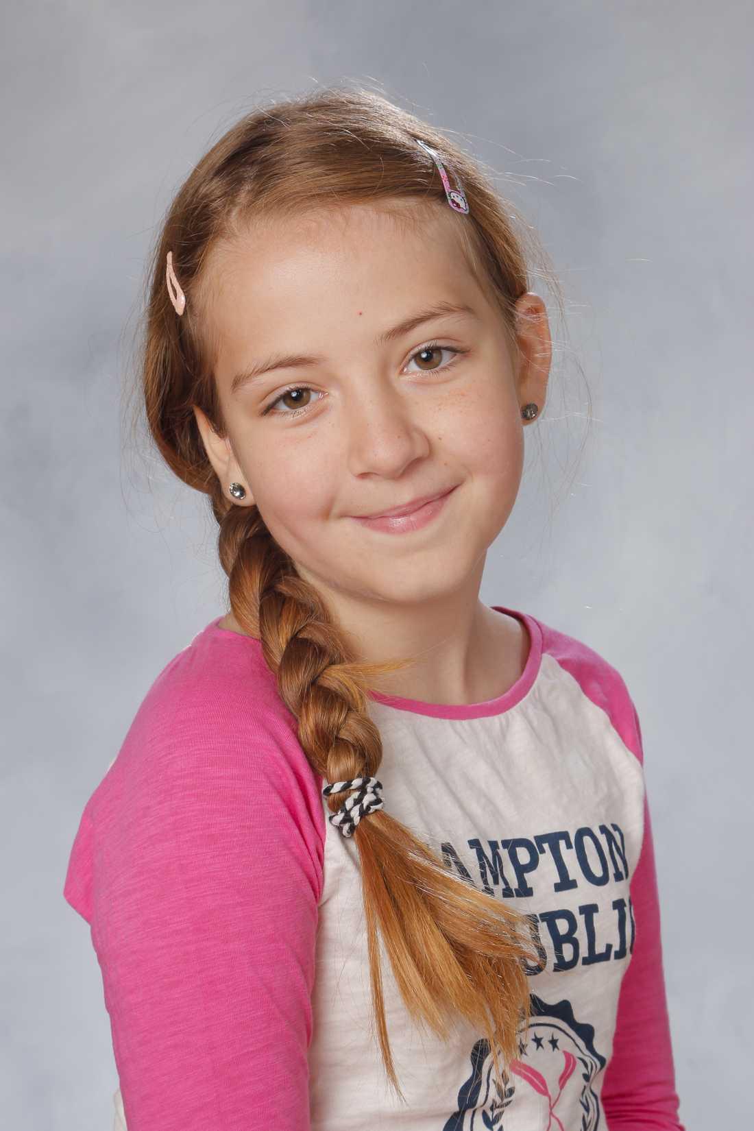 Ebba Stefansdotter Åkerlund, 11, dog i terrordådet på Drottninggatan.