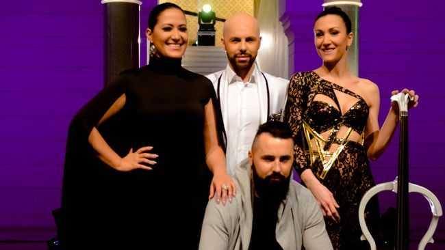 Dalal & Deen och Ana Rucner och Jala tävlar för Bosnien Hercegovina