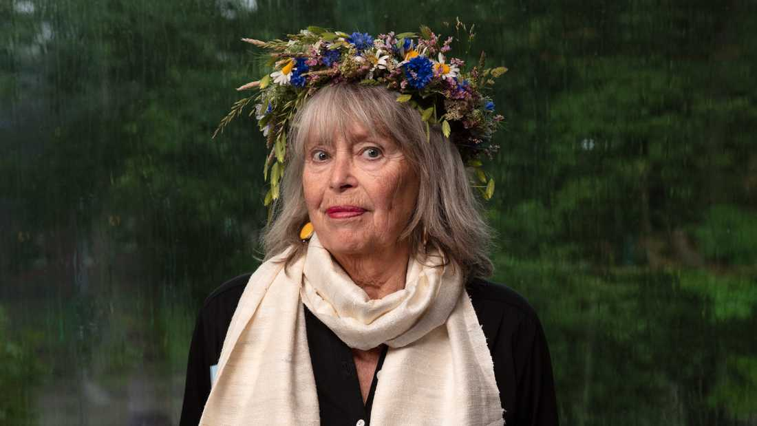 Agneta Pleijel i Sommar i P1.