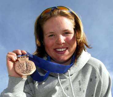 Anja Pärson kan se tillbaka på ett bra OS. Till skillnad mot för många andra svenskar.