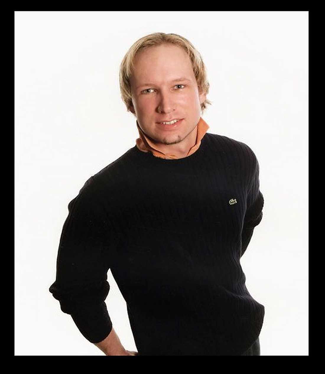 Anders Behring Breivik – terrorist som mördade 76 personer.