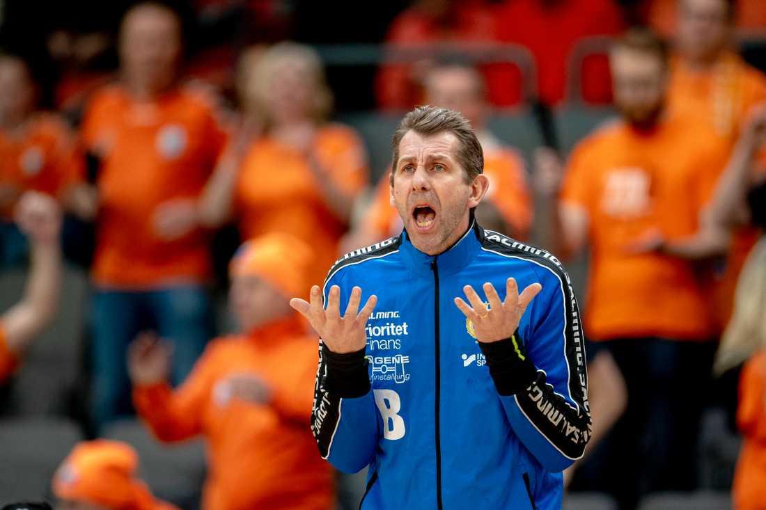 Magnus Wislander i Redbergslid