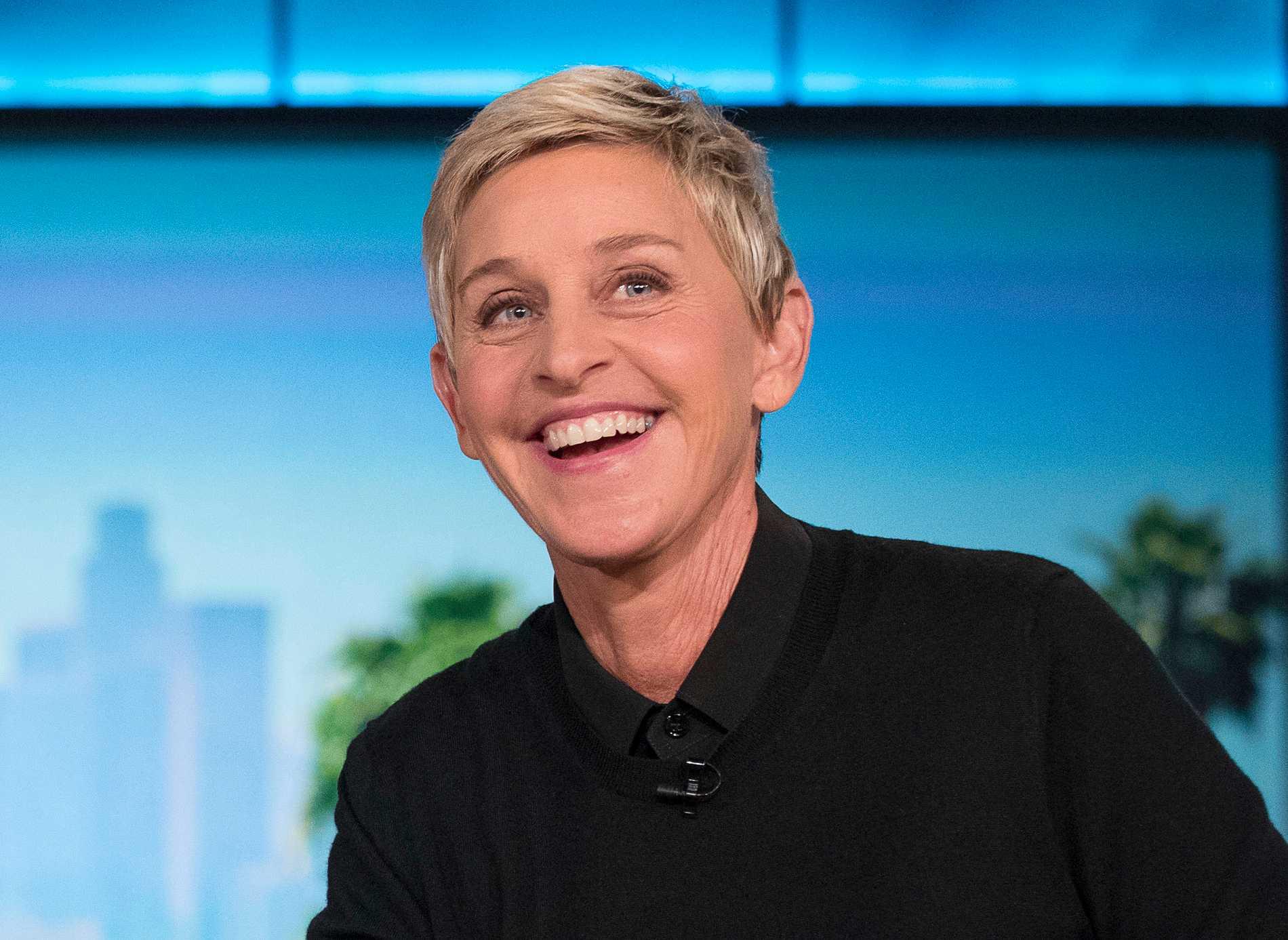 Ellen DeGeneres ber om ursäkt till personalen