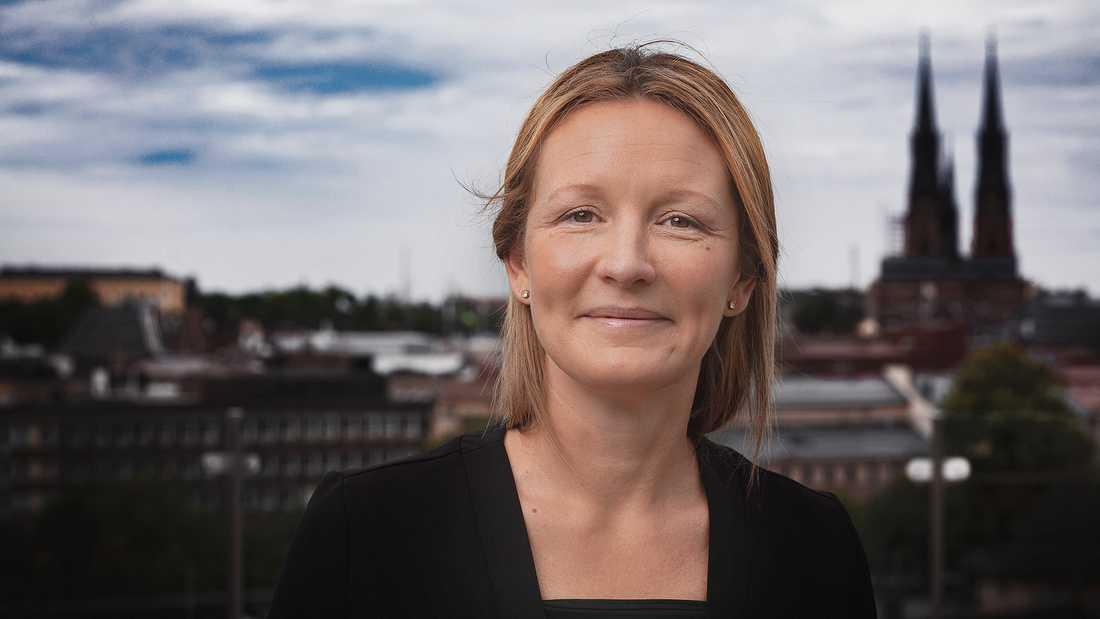 Helena Bovin, marknadschef på Destination Uppsala.
