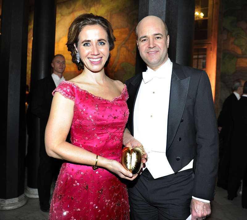 Även privat har Reinfeldt haft det jobbigt i och med separationen från hustrun Filippa.