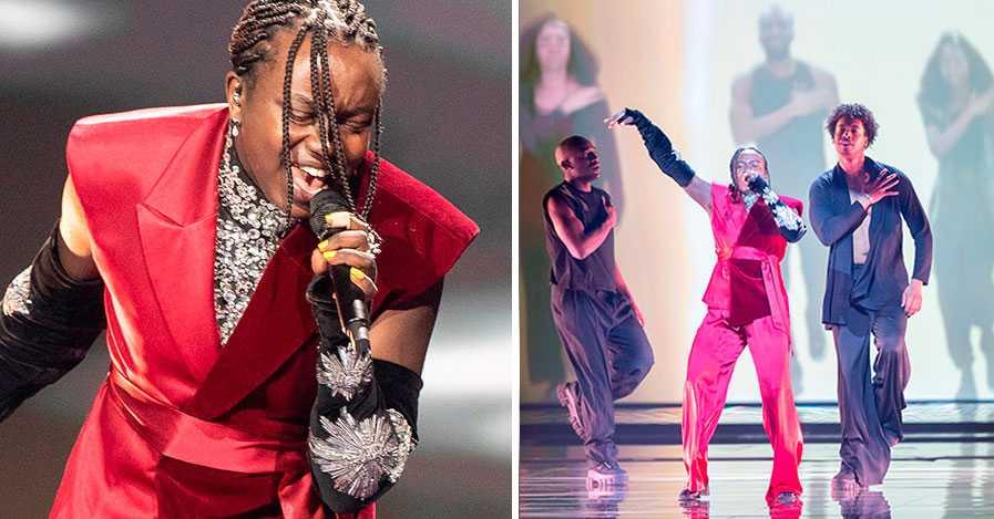 Första bilderna: Tusses nya show i Eurovision