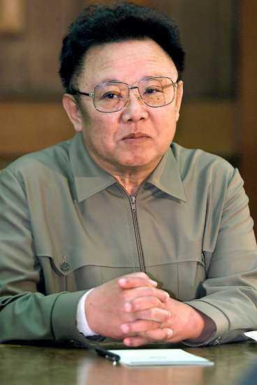 PÅ VÄG MOT MARKNADSEKONOMI Just nu går Nordkoreas ledare Kim Jong Ils påläggskalvar en grundläggande kurs i marknadsekonomi.