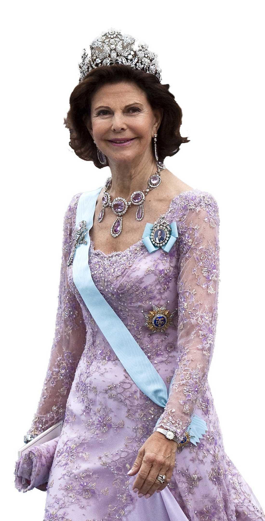 Drottning Silvia förförde hela svenska folket. Nu har hon varit drottning i drygt 35 år.
