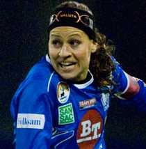 Charlotte Rohlin.