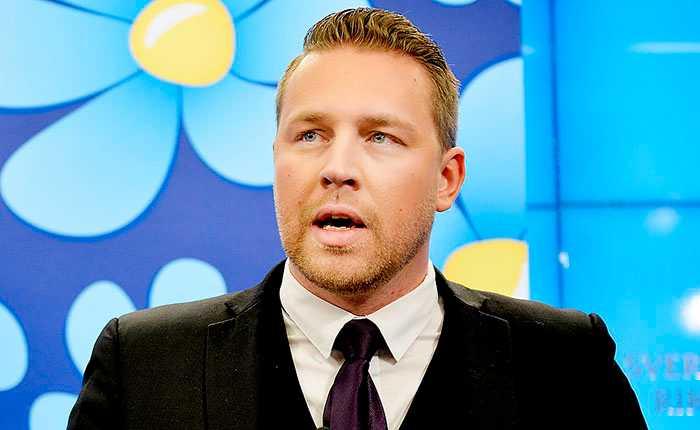 Mattias Karlsson, (SD)