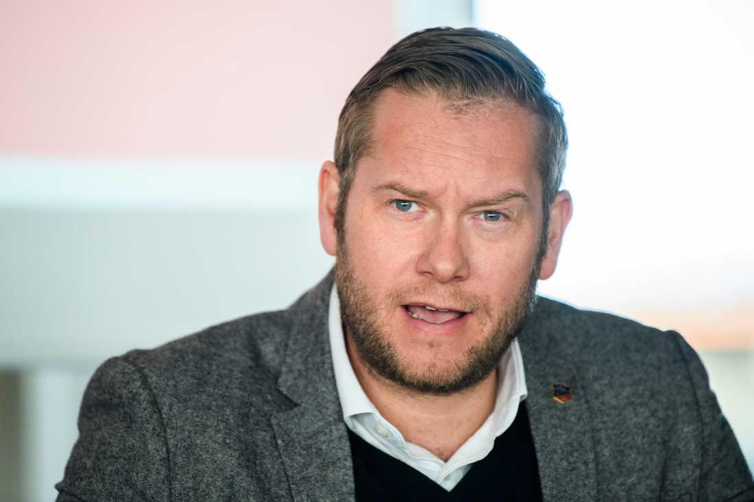 Joel Sandborg.