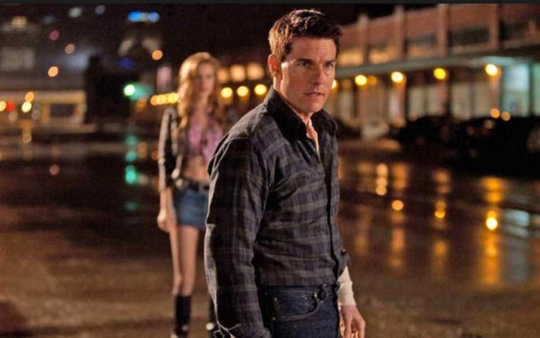 """""""Jack Reacher 2"""" gör Virtanen besviken."""