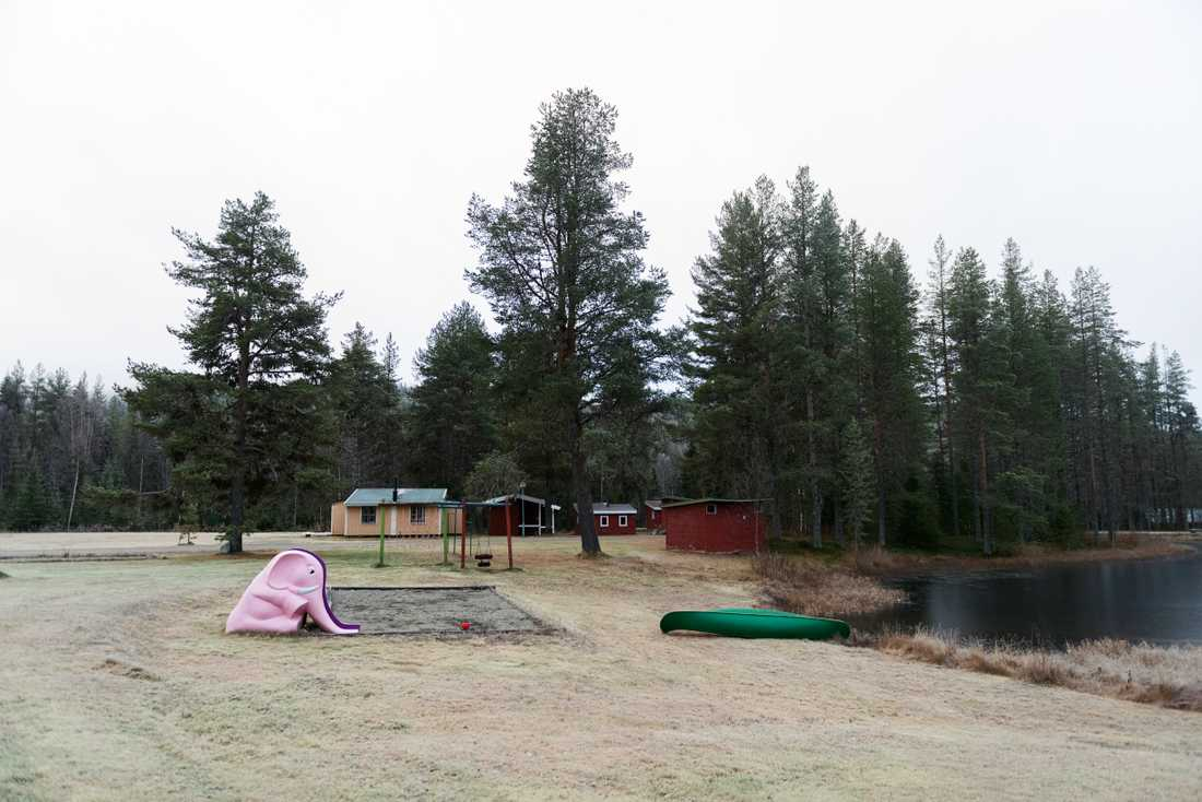 Dorotea camping