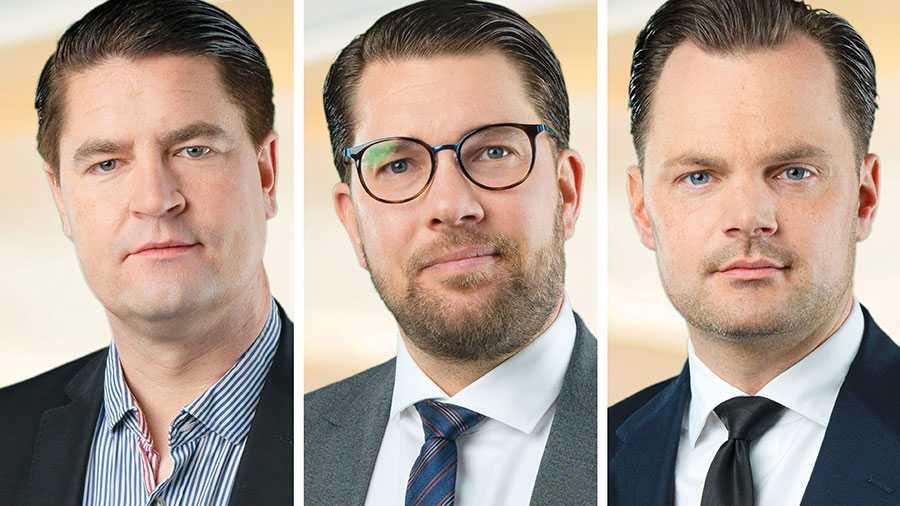 Med det största paketet för rättsväsende som någonsin presenterats i Sveriges riksdag, 36 miljarder kronor, vill vi kickstarta ekonomin och samtidigt slå ett hårt slag mot den grova brottsligheten, skriver Jimmie Åkesson, Oscar Sjöstedt och Adam Marttinen, SD.
