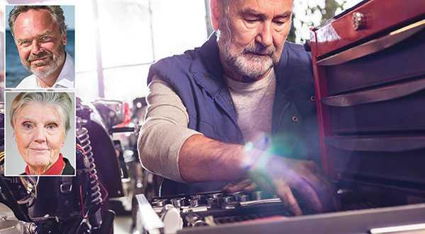 Många kan och vill arbeta betydligt längre upp i åldrarna – och de ska naturligtvis få göra det, skriver Jan Björklund och Barbro Westerholm.