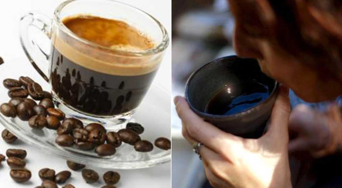 En studie visar att fyra koppar kaffe om dagen kan minska risken för livmodercancer.