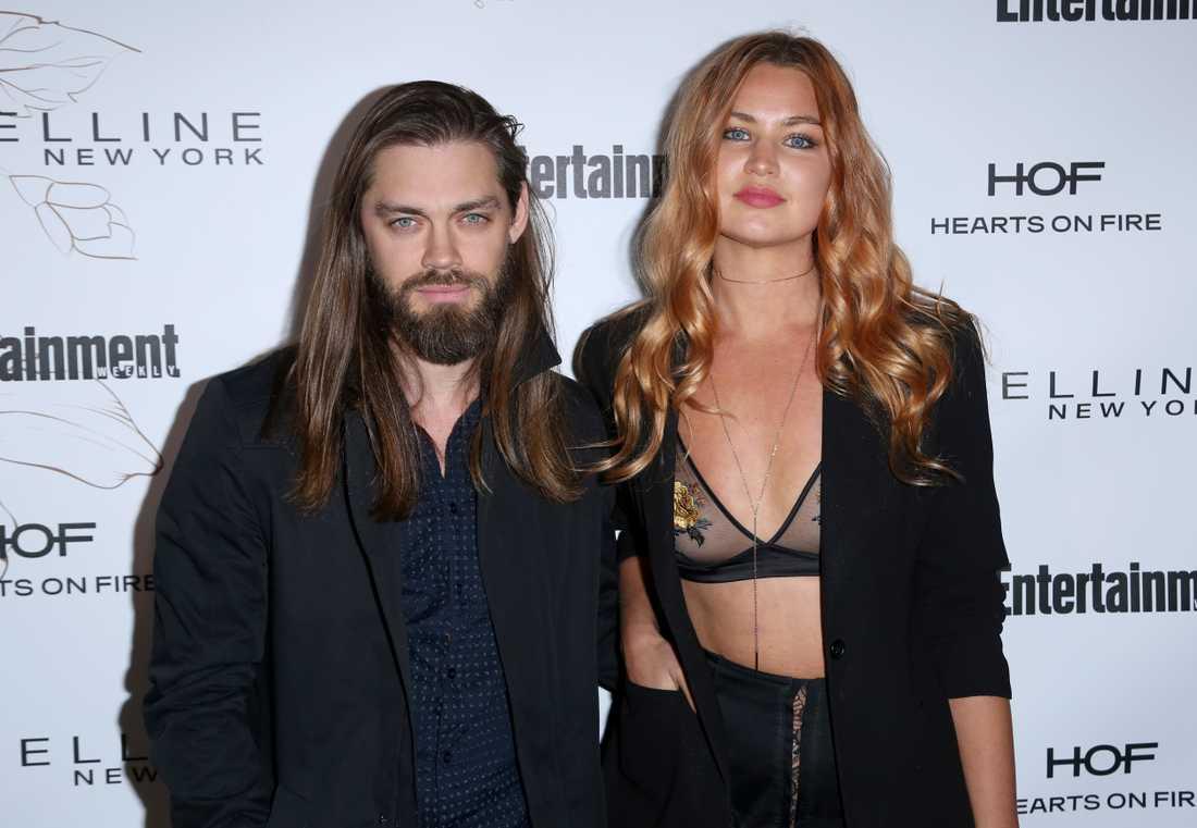 """I april gifter sig Jennifer Åkerman med """"Walking Dead""""-stjärnan Tom Payne."""
