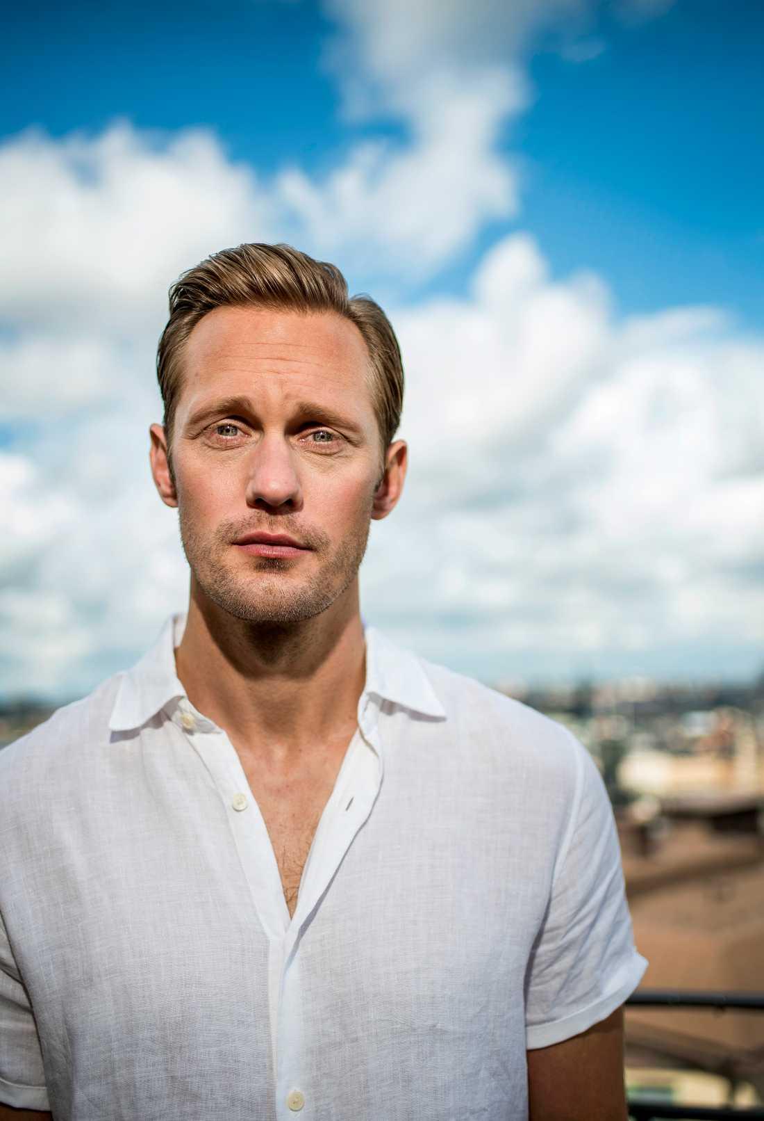 """Alexander Skarsgård bjuder på en stor överraskning i senaste avsnittet av """"Big little liars"""""""