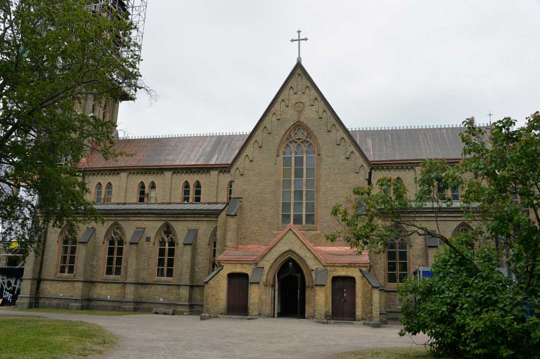 Hagakyrkan i Göteborg.