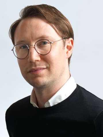 Adam Györki, kommunikatör på Tui.