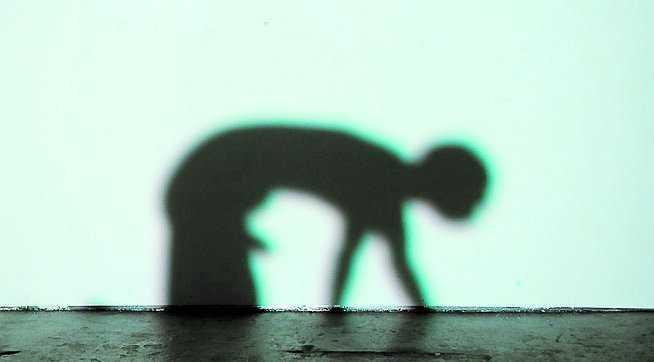 """Paul Chan: """"Sade for Sade's Sake""""(detalj), 2008–2009."""