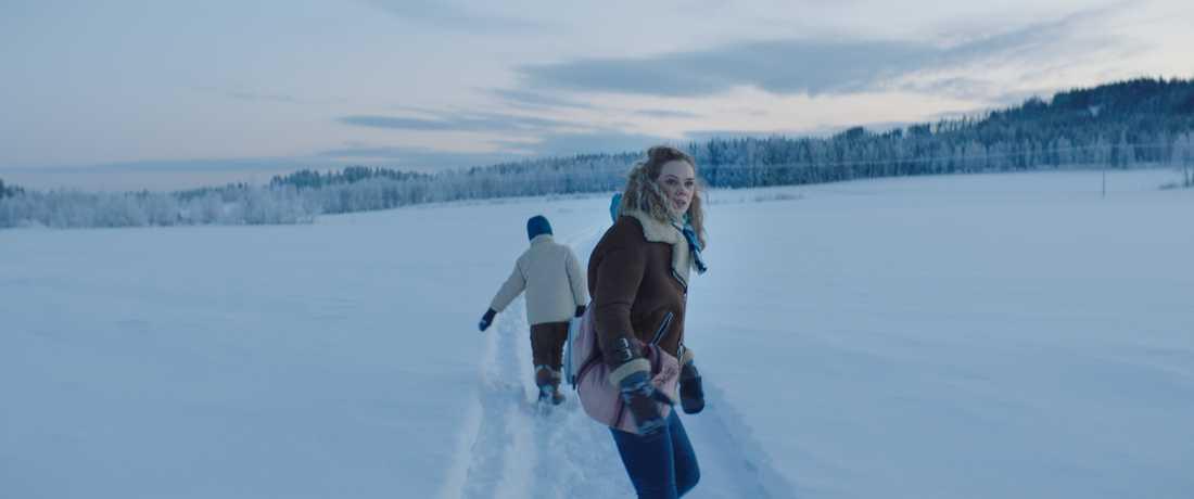 """Den norska skådespelaren Ane Dahl Torp spelar en mamma mitt uppe i en vårdnadstvist i """"Charter"""". Pressbild."""