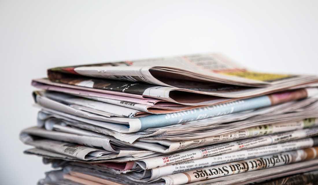Coronakris på redan existerande mediekris. Regeringens satsning från kulturminister Amanda Lind levererar inte, skriver Lotta Ilona Häyrynen.