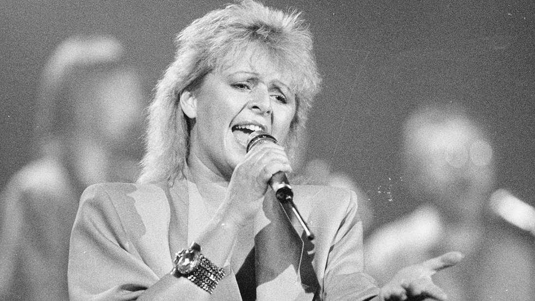 Kikki Danielsson 1985.